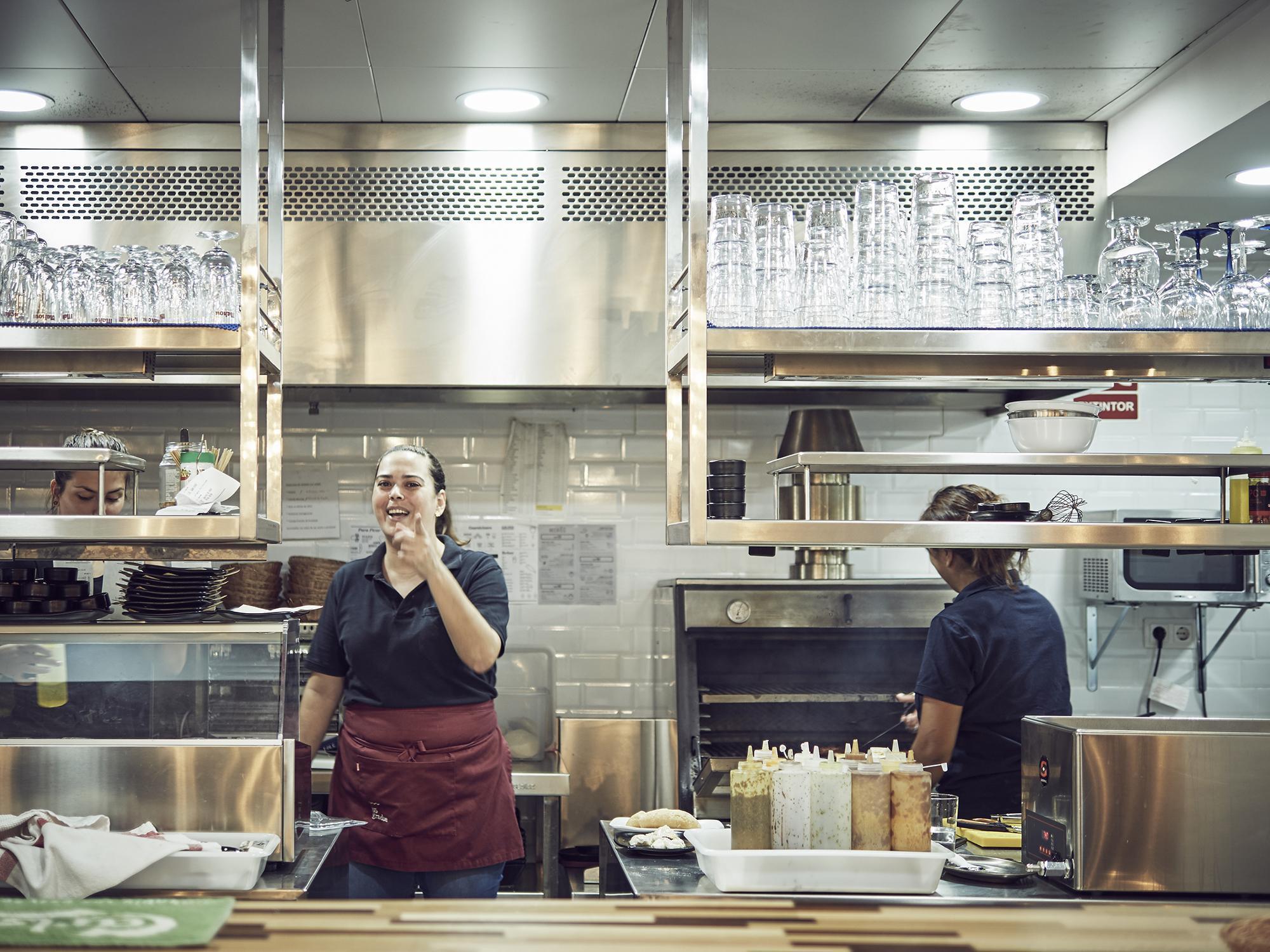 Restaurante 65 grados: Baja temperatura para todos