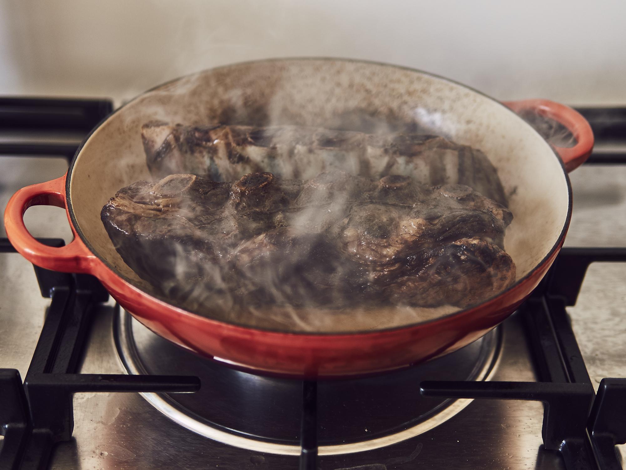 Short ribs churrasco asado de tira