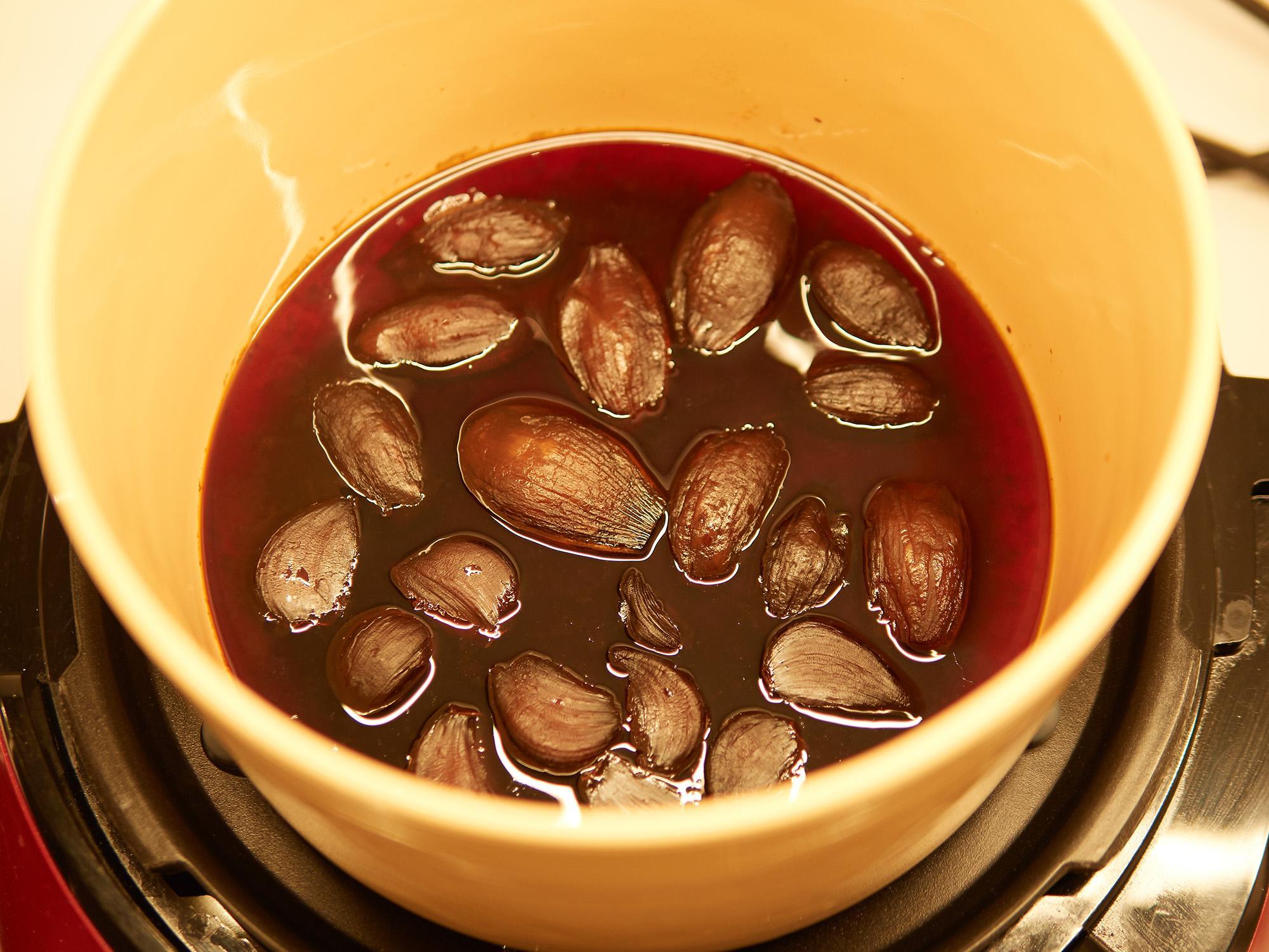 Rocook receta chalotas ajos glaseados en miel